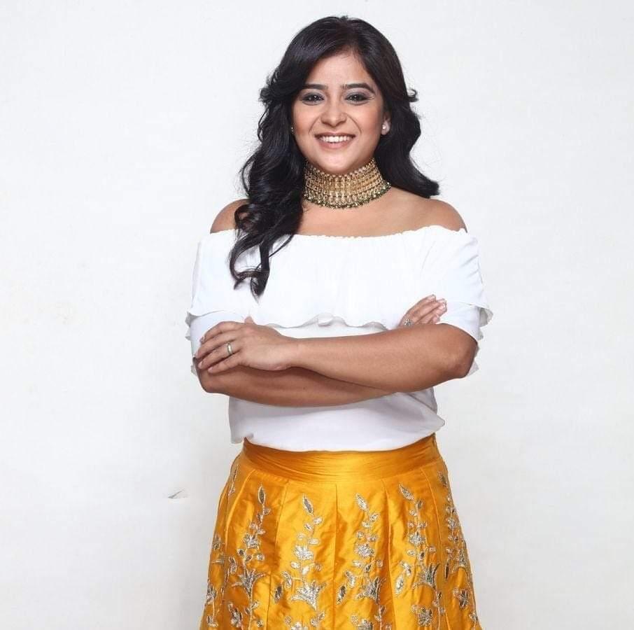 Neha white and yellow